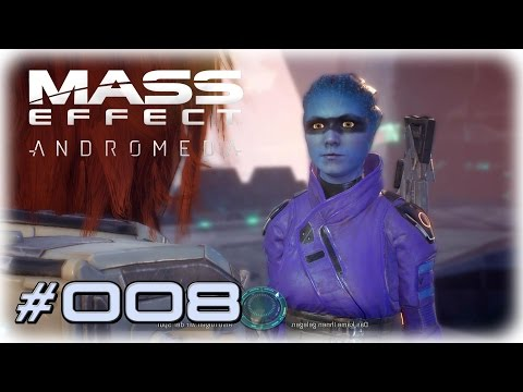 Neue Artefakte - #008 🌟 Mass Effect: Andromeda 🌟 Let's Play Mass Effect