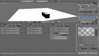 Создание простой игры в Blender 3D