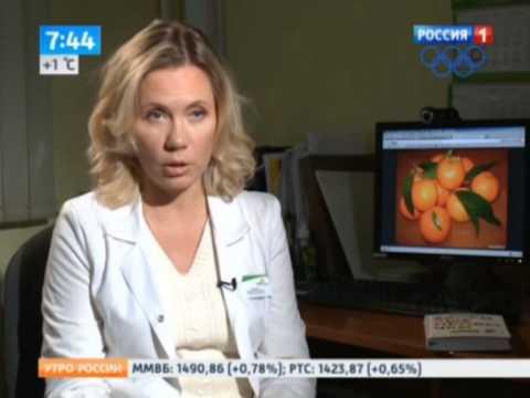 Диетолог Лидия Ионова - чем полезны мандарины