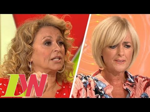 Nadia and Jane Clash While Discussing Boris Johnson's Burqa Comments   Loose Women