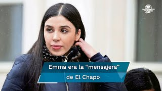 Capturan a Emma Coronel, esposa del Chapo, por narcotráfico
