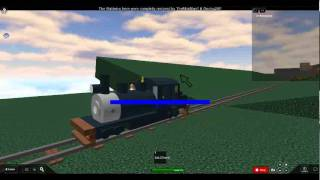 roblox steam train crashes
