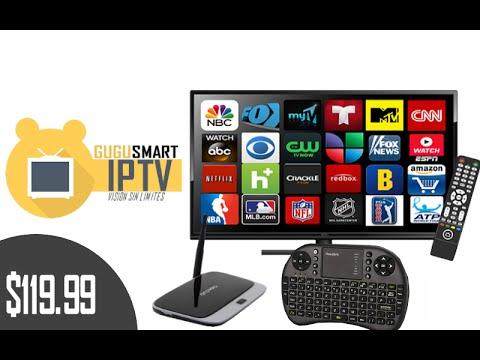 GUGU BOX IPTV