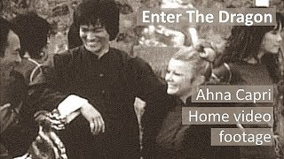 "Enter the Dragon - home footage by Ahna Capri / Tania the ""Dragon Lady"""