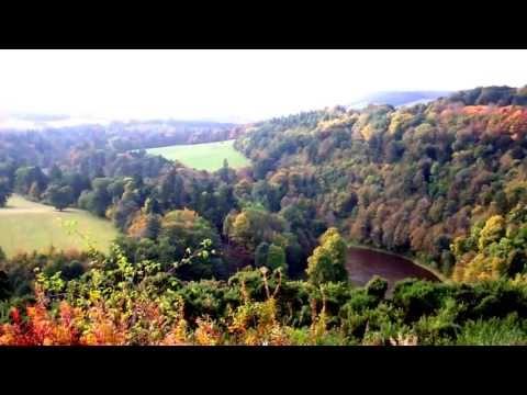 Scott's View River Tweed Borders Of Scotland