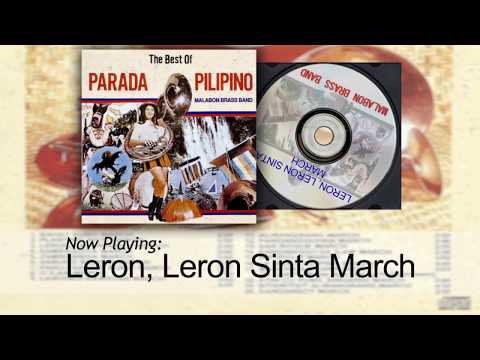 Malabon Brass Band The Best of Parada Pilipino Volume 1 Full Album