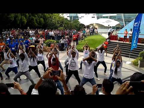 Infosys Bangalore Flashmob- 24 May 2018 !!