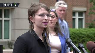 'I'd rather starve to death': Manning jailed for refusing to testify against WikiLeaks