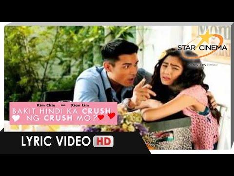 Lyric Video | 'Bakit Hindi Ka Crush Ng Crush Mo' by Zia Quizon