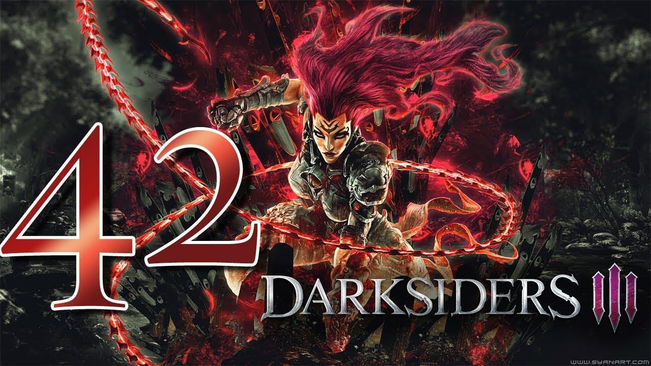 Darksiders 3 Fafnir