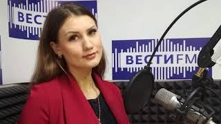 Гость Вести ФМ - руководитель образцовой шоу-группы «Звездочки» Ирина Белова.