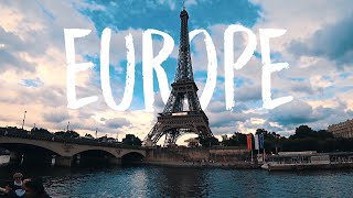 Europe - My travel film
