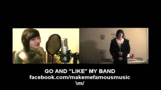 we came as romans to plant a seed vocal cover