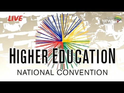 Higher Education National Convention, 18 March 2017