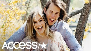 Shawn Johnson Is Pregnant With Her First Child After Suffering Miscarriage | Access