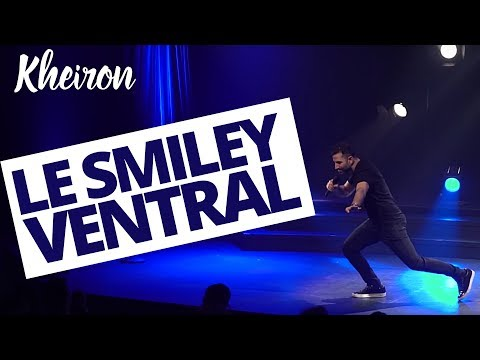 Le smiley ventral - 60 minutes avec Kheiron