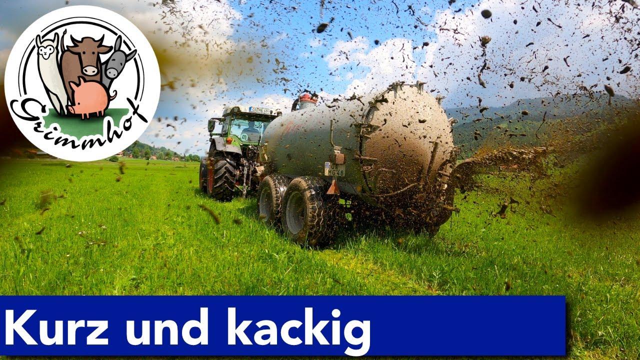 FarmVLOG#119 - Kurz mit Schei💩💩e