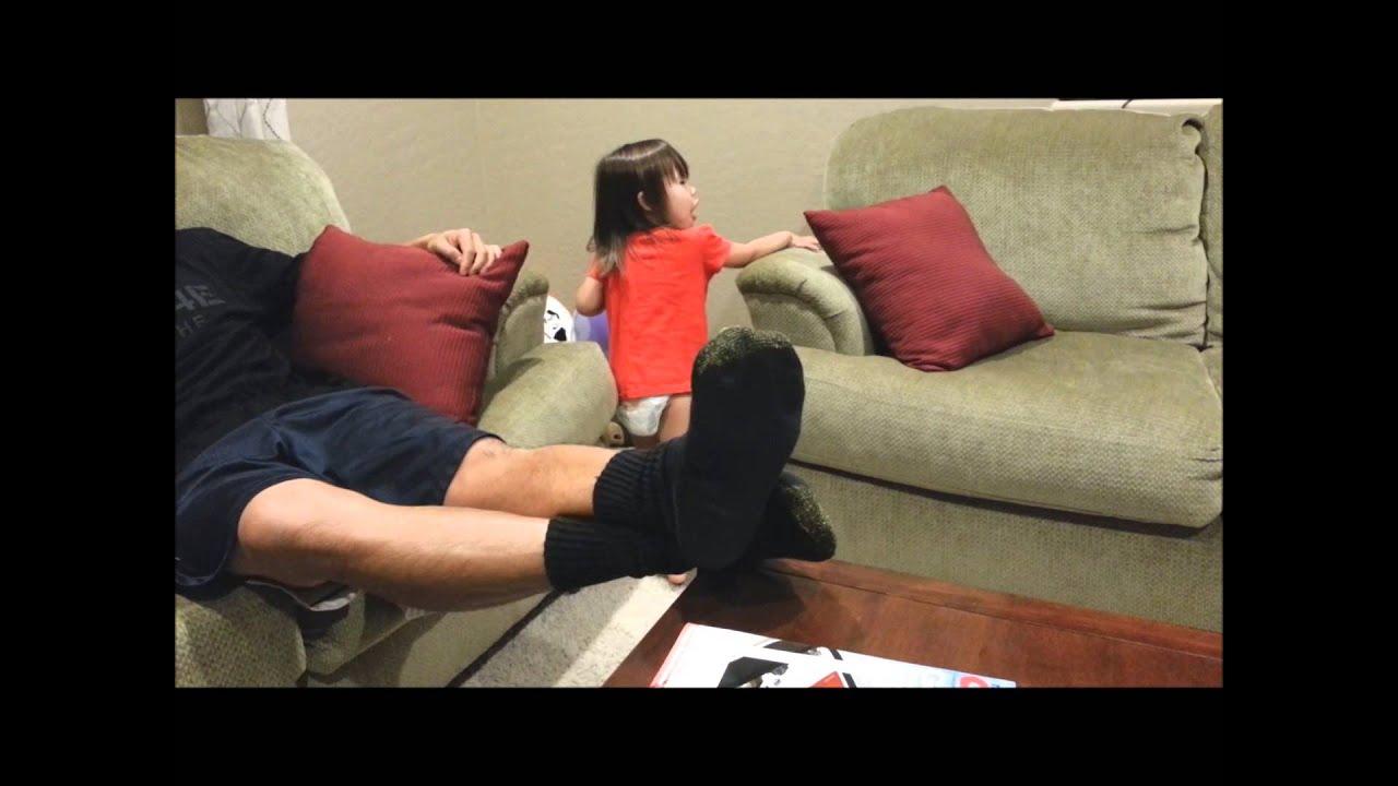 Smell my feet video