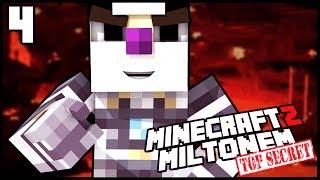 MILTON I WALKA W NETHERZE - Galacticraft 1.10.2 - MINECRAFT Z MILTONEM TOP SECRET #4