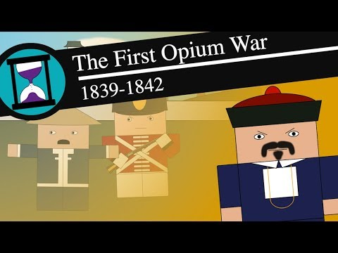 The First Opium War: History Matters (Short Animated Documentary)