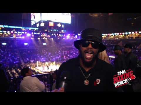 Keith Tapia Breaks Down His Match Up with Mayweather Promoted Andrew