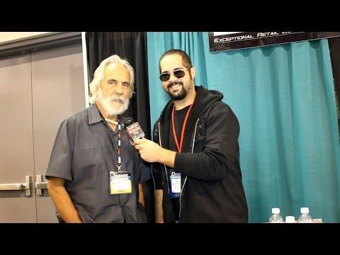 Hemp Beach TV Episode 250 CHAMPS Trade Show Denver 2013, Tommy Chong Interview