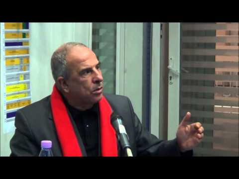 Amar Takdjout, président de la Fédération nationale de textile,invité a la rédaction de la chaine 3