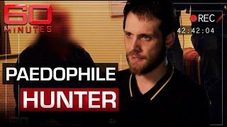 The vigilante paedophile hunter exposing online predators | 60 Minutes Australia