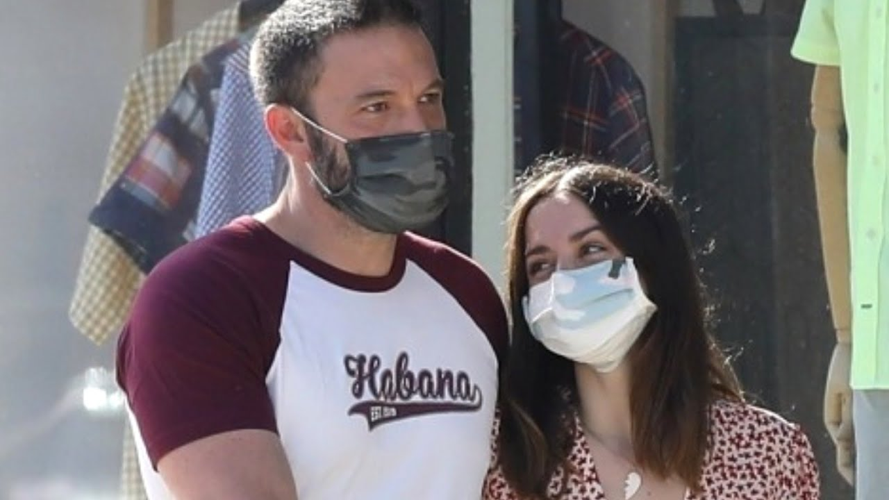 Ben Affleck Introduced Girlfriend Ana de Armas to His Kids