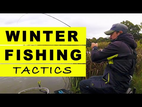 WINTER FEEDER Fishing TACTICS - Catch MORE This Winter! Match Fishing Methods And Baits