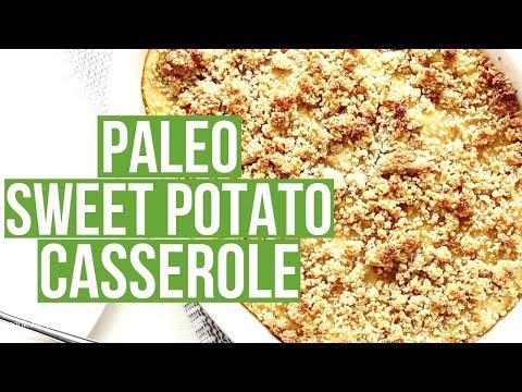 Gluten-Free Sweet Potato Casserole   Cook Eat Paleo