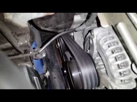 2010 Toyota Corolla S - 2ZR-FE 1.8L I4 Engine Idling After Changing Serpentine Accessory Belt