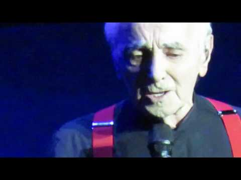 Charles Aznavour - She (Santiago-Chile 2017)