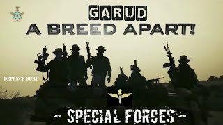 Garud Commando Force Of Indian Air Force