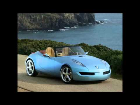 2004 Renault Wind Concept Youtube