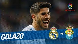 Video Asensio (2-0) Real Madrid vs UD Las Palmas download MP3, 3GP, MP4, WEBM, AVI, FLV November 2017