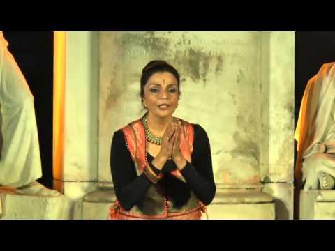 A Million Sitas: Dance performance by Anita Ratnam -- Kolkata Literary Meet 2016