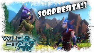 Wildstar | Regalito! | Gameplay español mmorpg free to play action combat