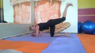 Тренировка по методу Пилатес  от тренера Татьяны Андриановой   Занятие 2