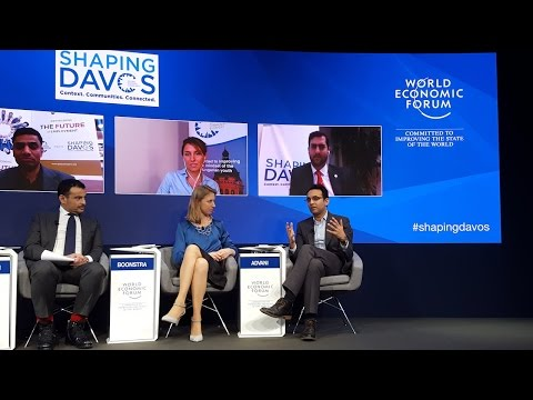 Shaping Davos: Meeting the Youth Imperative, January 2017