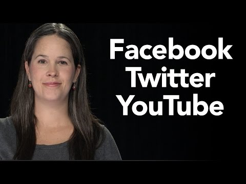 How to Pronounce Facebook, Twitter, and YouTube - American English