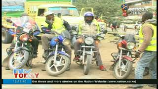 Two bodaboda saccos in Kitengela differ over recruitment after failed polls