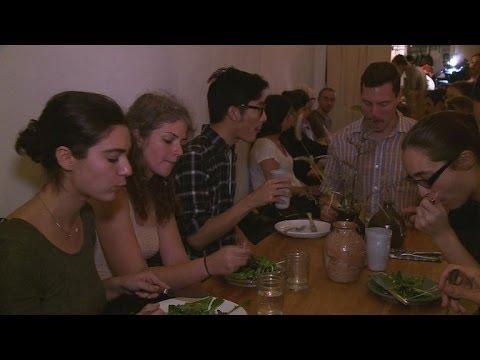 Silence Is Golden For New York Restaurant