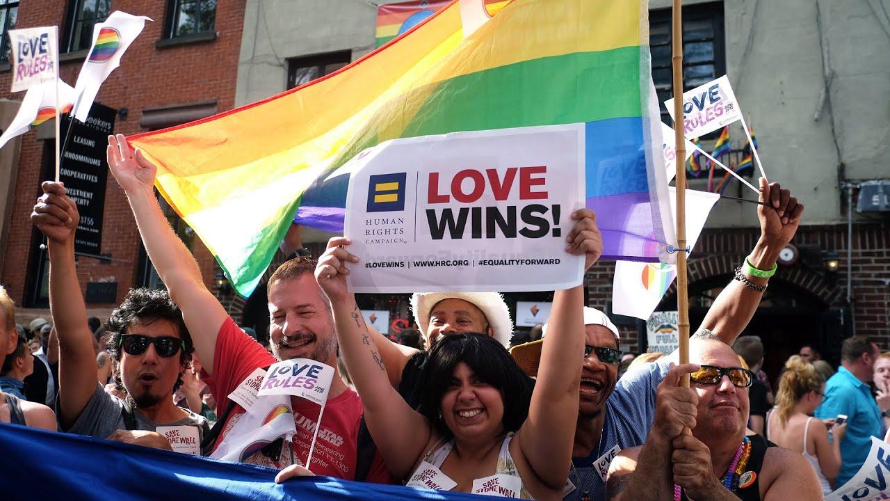 Miss el matrimonio del mismo sexo