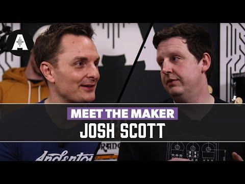 Meet The Maker - With Josh Scott From JHS Pedals!