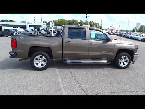 2015 Chevrolet Silverado 1500 Columbus, Lancaster, Central Ohio, Newark, Athens, OH CF17531A