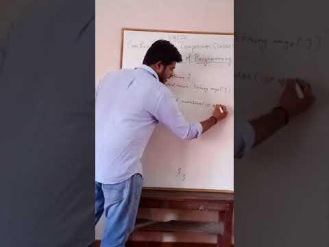 Simple Program structure by :-  Avi Thakur