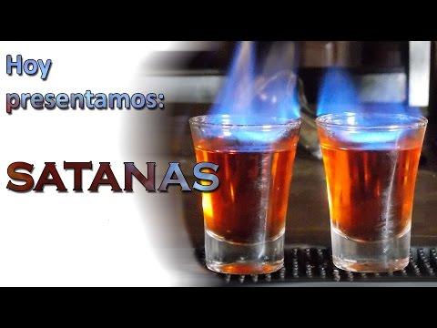 Como hacer tragos: Satanas