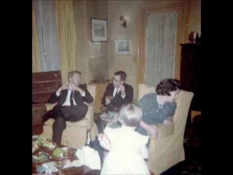 Bernard Durning Fun JINGLE BELLS BRONX 1962 Virginia Dillon Lee