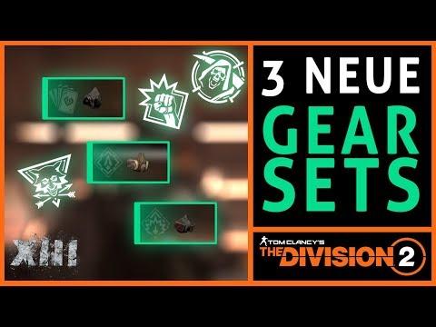 3 NEUE GEAR SETS geleaked! - PTS-NEWS - Alle INFOS zu den neuen SETS - The Division 2